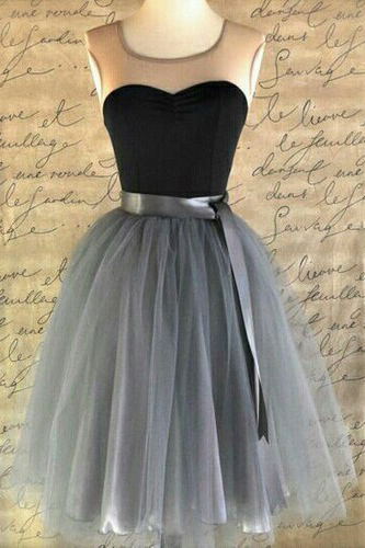 Charming Homecoming Dress,A-Line Homecoming Dress,Organza Homecoming Dress,Short Prom Dress