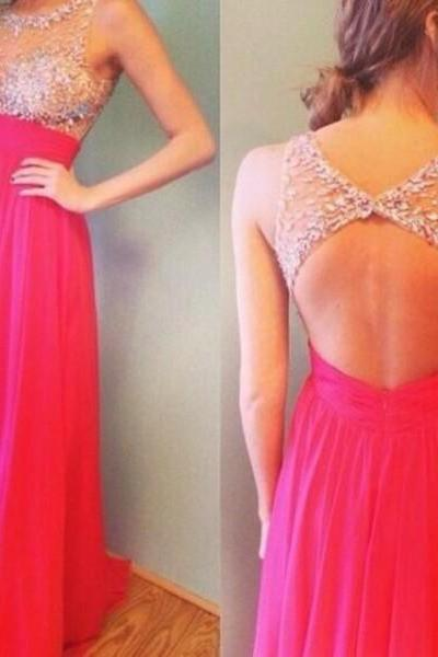 Red Prom Dresses,Open Back Prom Gowns,Backless Prom Dresses,Sparkle Party Dresses,Long Prom Gown,Open Backs Prom Dress,Evening Gowns,Sparkly Formal Gown