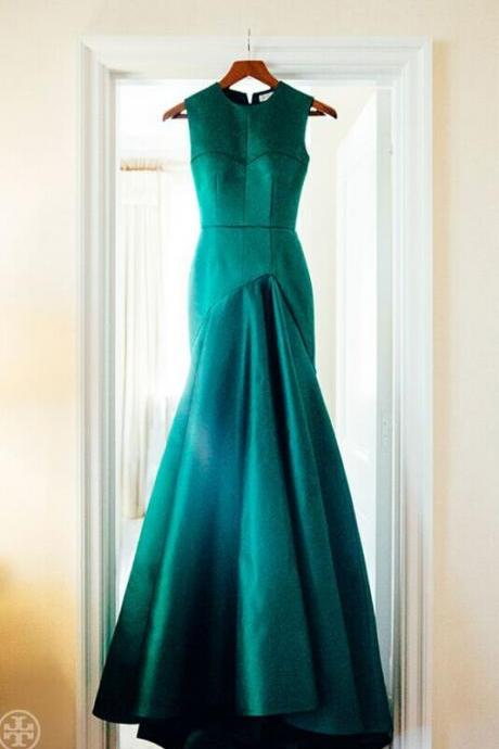 Green Prom Dresses,Evening Gowns,Modest Formal Dresses,Prom Dresses,New Fashion Evening Gown,Evening Dress,Evening Gown